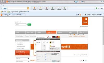 GTBank Internet and Mobile Banking: How to Signup and transfer money