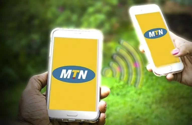 share data and Airtime from MTN