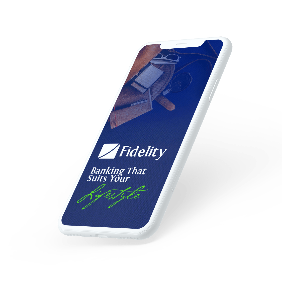 Fidelity bank Mobile app and online banking