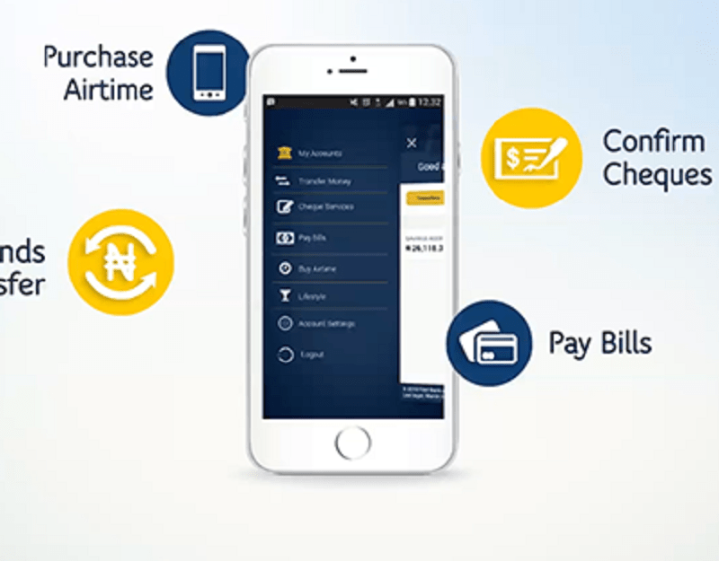 First bank mobile app and internet banking